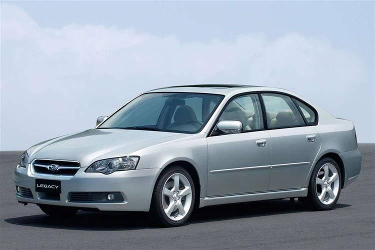 Subaru Legacy (2003 - 2009) used car review
