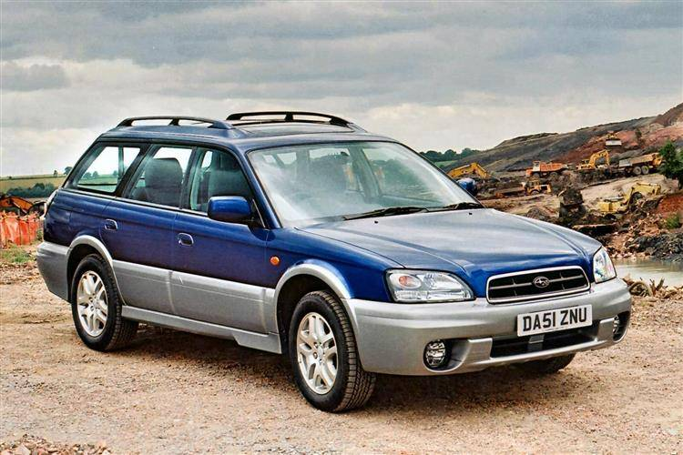 Subaru Outback (1996 - 2003) used car review