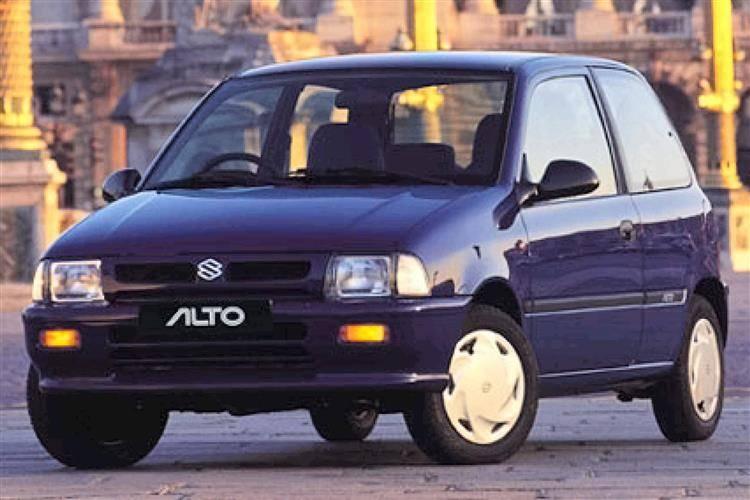 Suzuki Alto (1997 - 2006) used car review