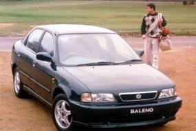 Suzuki Baleno (1995 - 2002) used car review