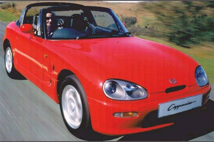 Suzuki Cappucino (1993 - 1995) used car review