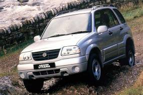 Suzuki Grand Vitara (1998 - 2006) used car review