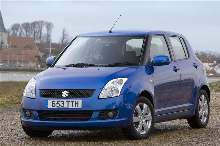 Suzuki Swift (2005 - 2010) used car review