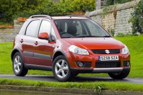 Suzuki SX4 (2006 - 2010) used car review