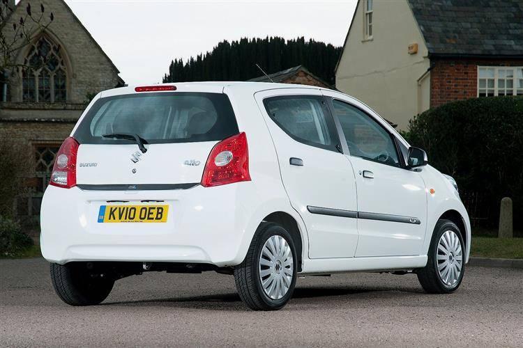 Suzuki Alto (2009 - 2015) used car review