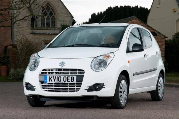 Suzuki Alto (2009 - 2015) used car review