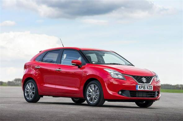Suzuki Baleno (2016 - 2020) used car review