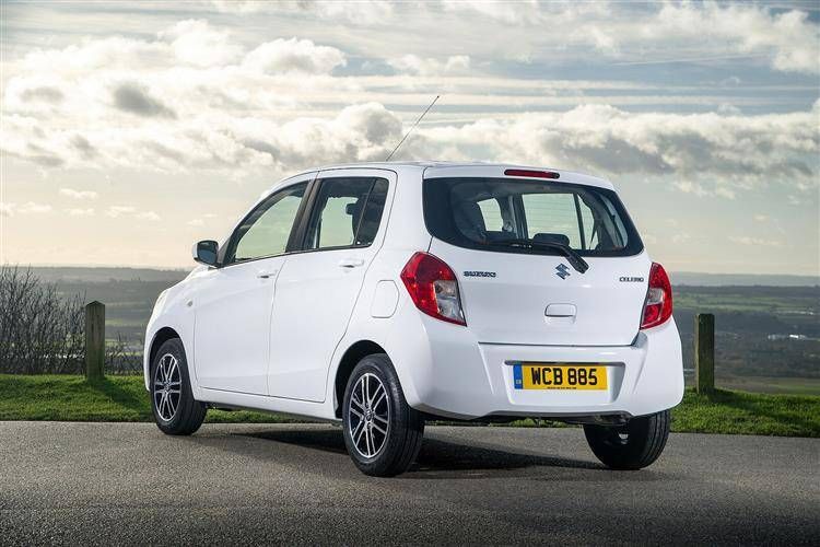 Suzuki Celerio (2015 - 2019) used car review