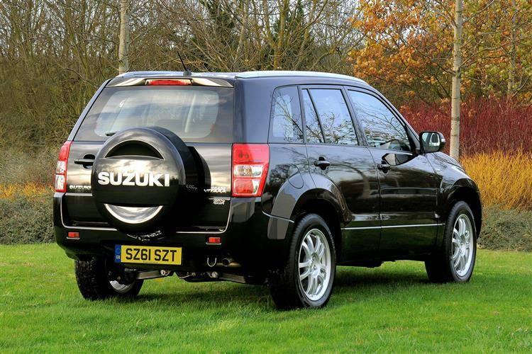 Suzuki Grand Vitara SZ (2009 - 2015) used car review