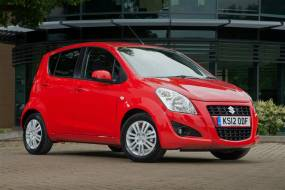 Suzuki Splash (2011 - 2015) used car review