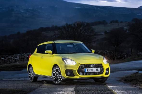 Suzuki Swift Sport (2017 - 2020) used car review