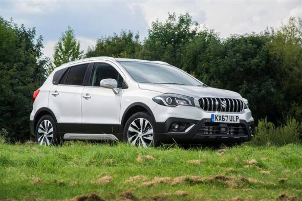 Suzuki SX4 S-Cross (2016 - 2019) used car review