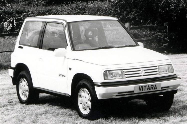 Suzuki Vitara (1988 - 2000) used car review