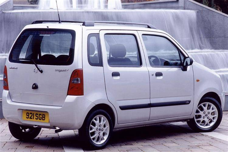 Suzuki Wagon R+ (2000 - 2008) used car review