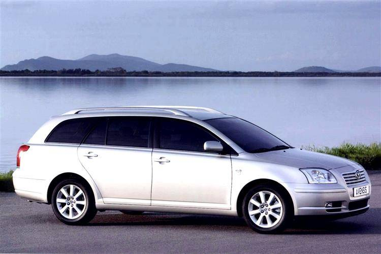Toyota Avensis Tourer (2003 - 2009) used car review