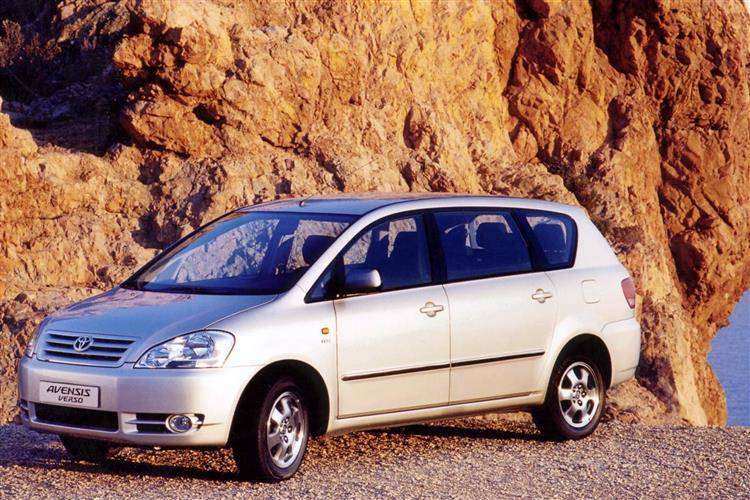 Toyota Avensis Verso (2001 - 2008) used car review