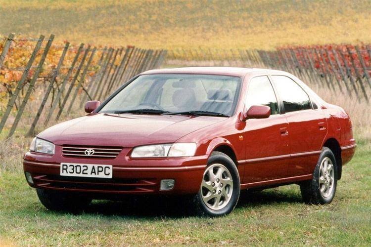 Toyota Camry (1991 - 2001) used car review