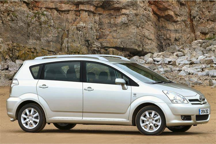 Toyota Corolla Verso (2004 - 2009) used car review
