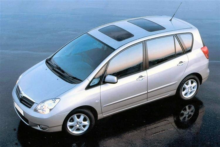 Toyota Corolla Verso (2001 - 2004) used car review