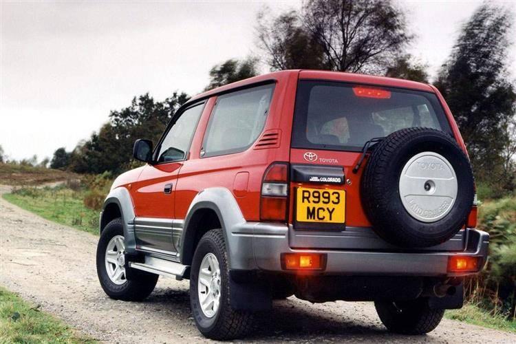 Toyota Land Cruiser Light Duty Series Colorado 'J90' (1996 - 2003) used car review