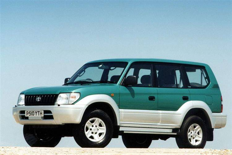 Toyota Land Cruiser Light Duty Series Colorado 'J90' (1996 - 2003) used car  review | Car review | RAC Drive