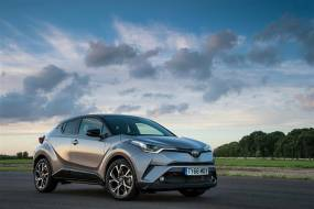 Toyota C-HR (2016 - 2020) used car review
