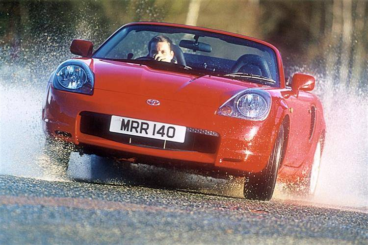 Toyota MR2 Roadster (2000 - 2008) used car review