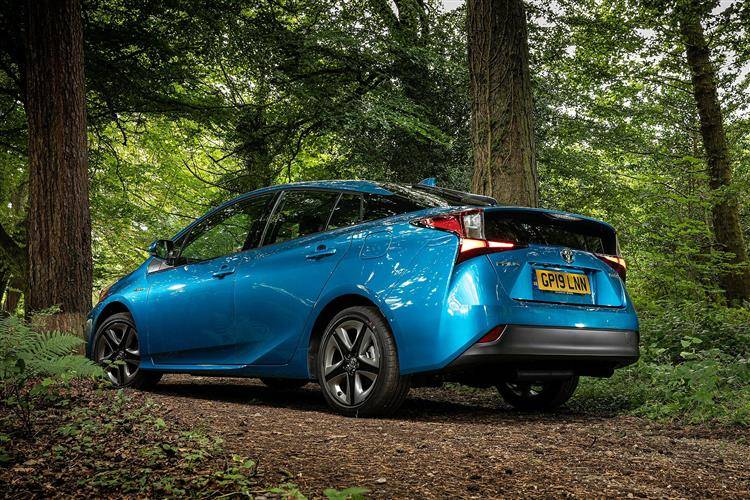 Toyota Prius (2016 - 2019) used car review