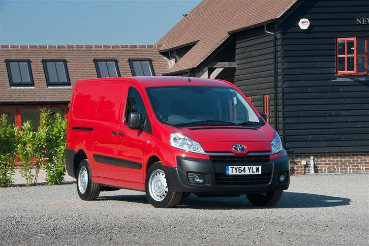 Toyota Proace (2013 - 2016) used car review