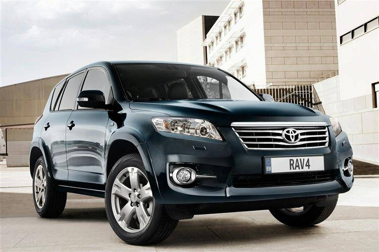 toyota rav4 2010 2013 used car review car review rac drive toyota rav4 2010 2013 used car
