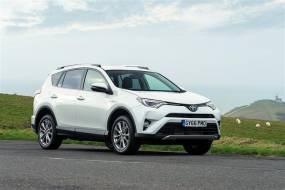 Toyota RAV4 Hybrid (2016 - 2019) used car review