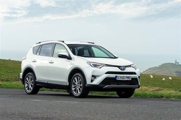 Toyota RAV4 Hybrid (2016 - 2019) used car review