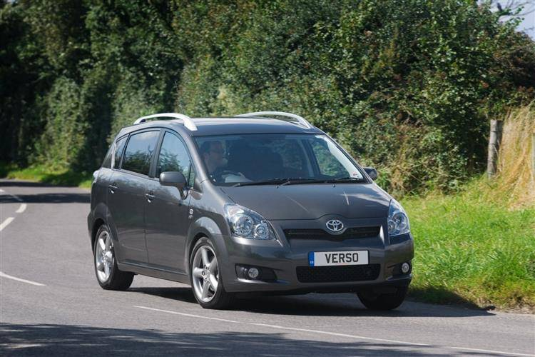 Toyota Verso (2005 - 2009) used car review