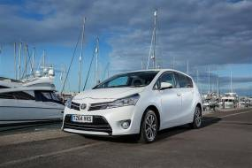 Toyota Verso (2013 - 2018) used car review