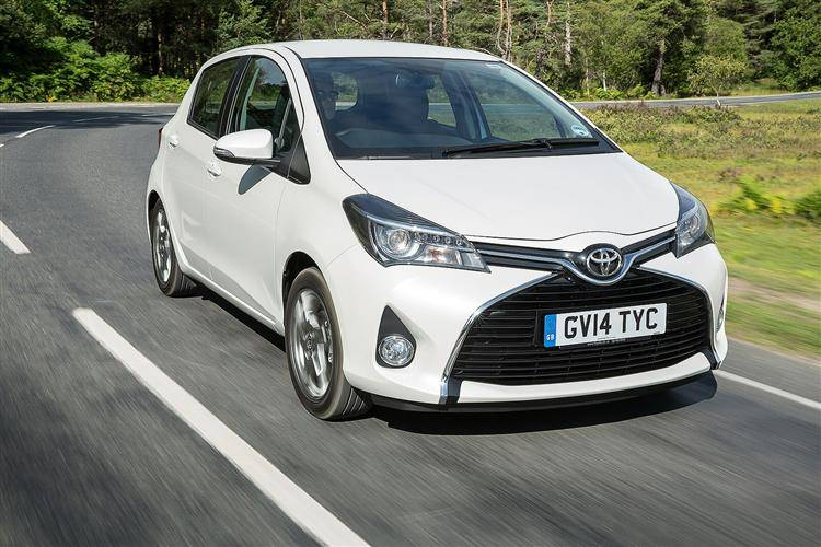 Toyota Yaris (2014 - 2017) used car review
