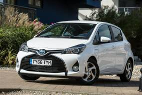 Toyota Yaris Hybrid (2014 - 2017) used car review