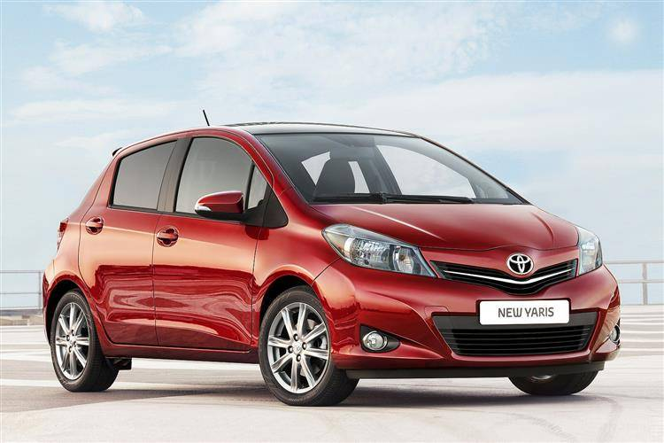 Toyota Yaris (2011 - 2014) used car review