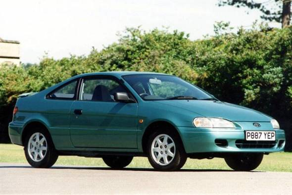 Toyota Paseo (1996 - 1999) used car review