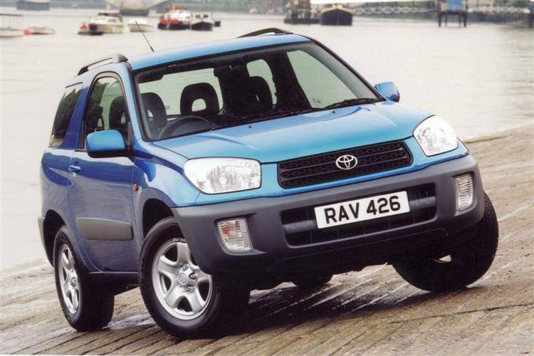 Toyota Rav 4 Petrol Fuel Pump New 1994 to 2005