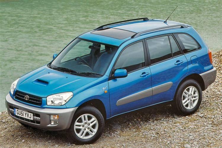 Toyota RAV4 (1994 - 2000) used car review