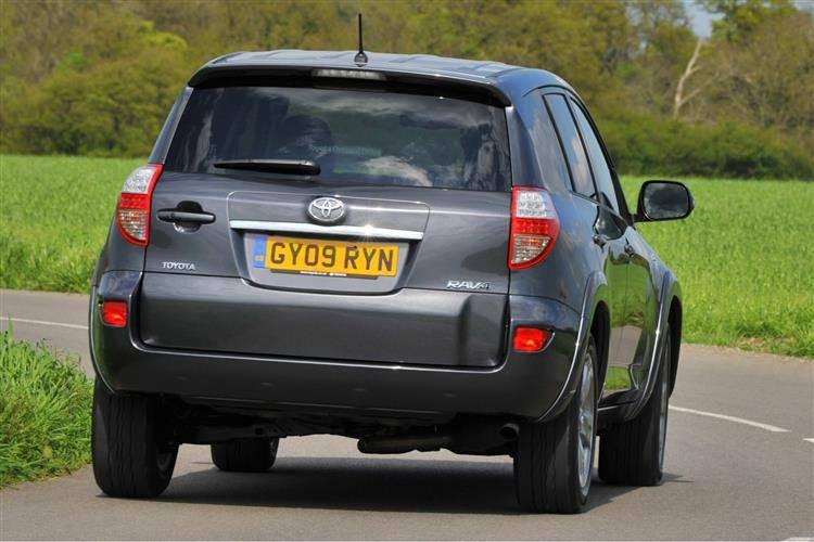 Toyota RAV4 (2006 - 2010) used car review