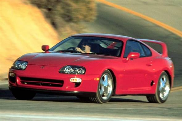 Toyota Supra (1993 - 1996) used car review