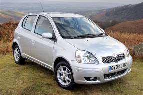 Toyota Yaris (1999 - 2006) used car review