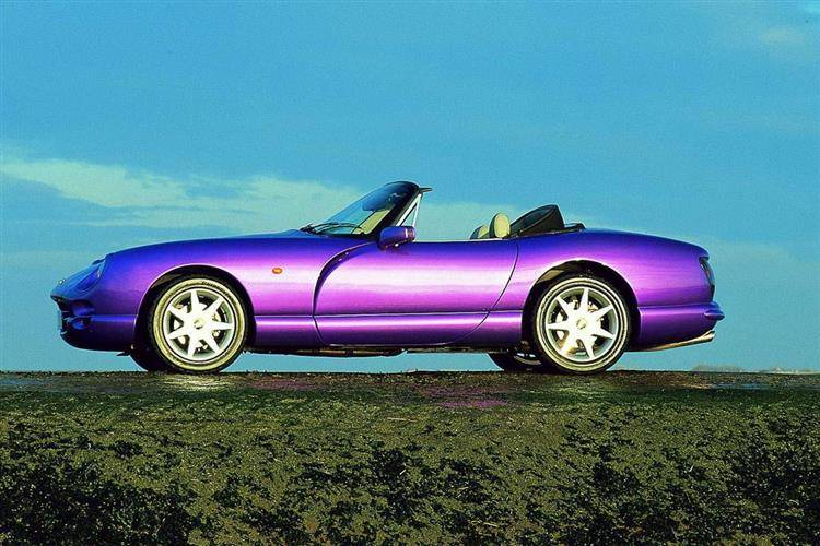 TVR Chimaera (1993 - 2005) used car review
