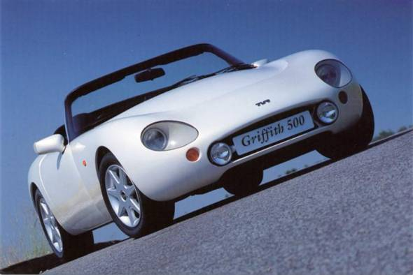 TVR Griffith (1992 - 2001) used car review