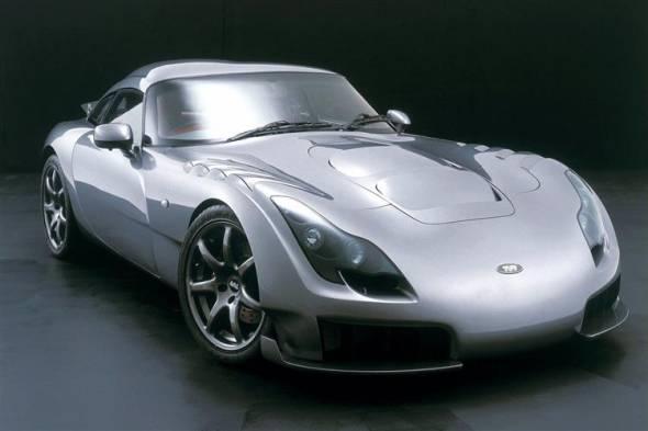 TVR Sagaris (2004 - 2007) used car review
