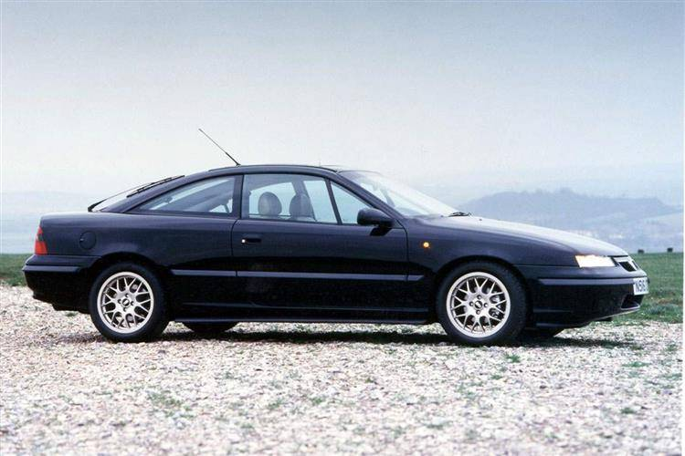 Vauxhall Calibra (1990 - 1997) used car review