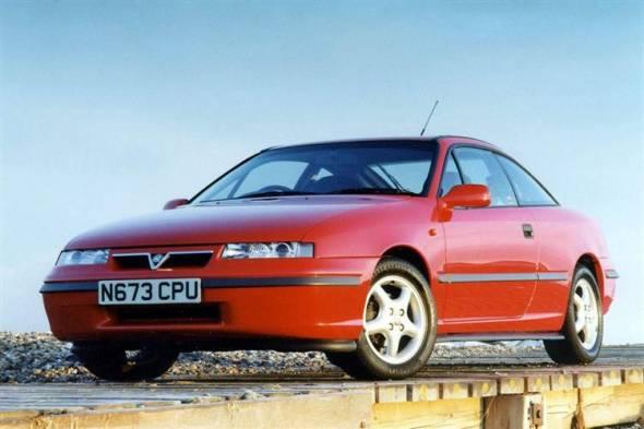 Vauxhall Calibra (1990 - 1997) used car review