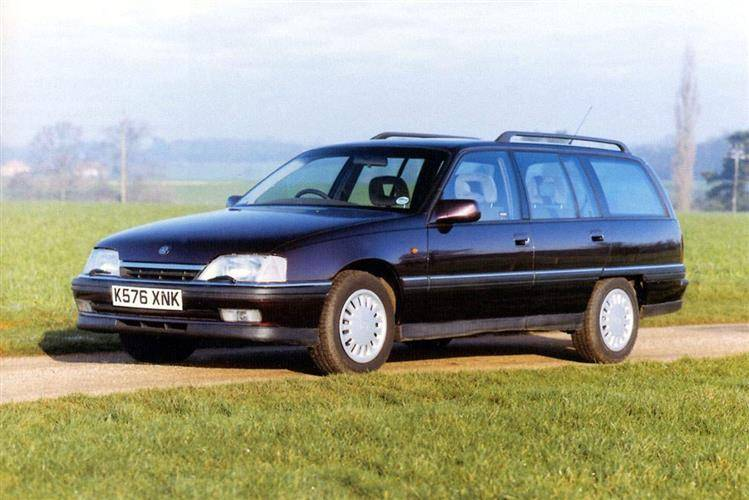 Vauxhall Carlton (1986 - 1994) used car review