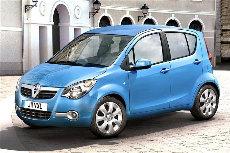 Vauxhall Agila (2008-2015) used car review